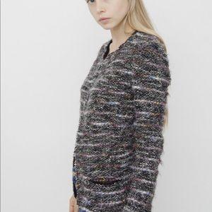Étoile Isabel Marant Monty Boucle Tweed Jacket 38